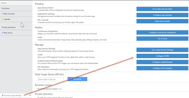 Create a Serverless Angular App with Azure Functions and