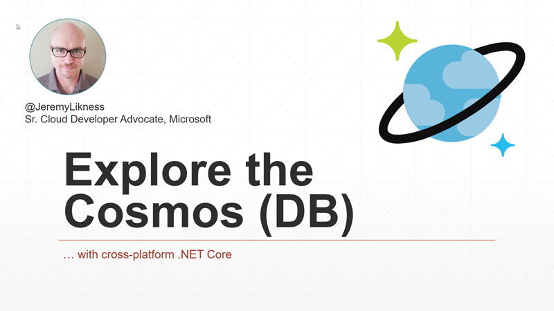 Explore the Cosmos (DB)
