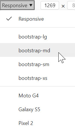 Custom bootstrap devices